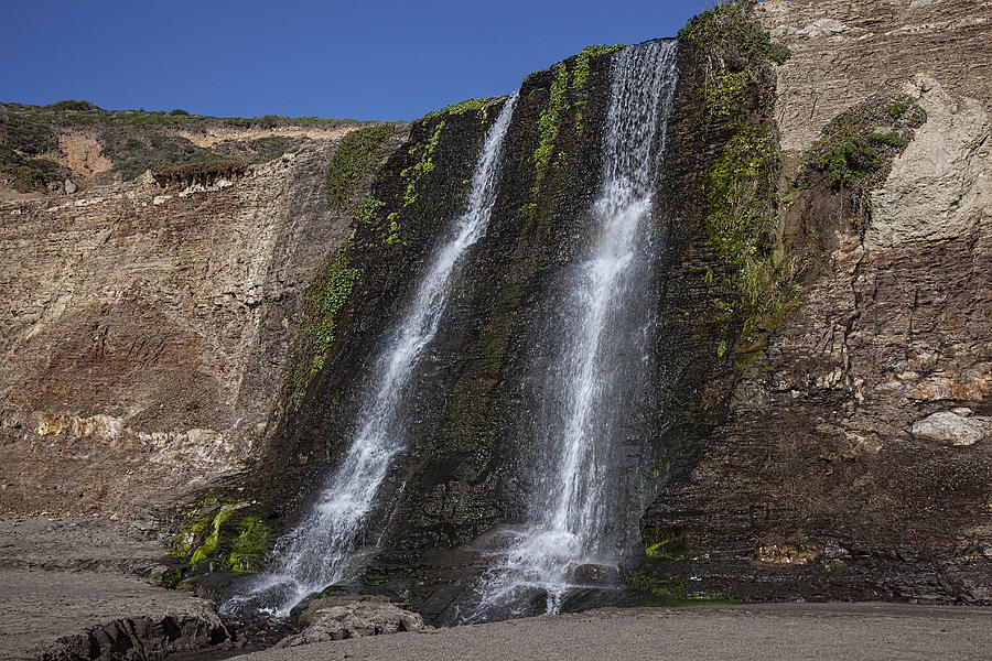Alamere Falls Photograph - Alamere Falls Three by Garry Gay