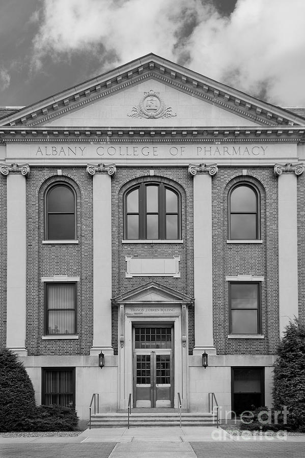 Albany College Of Pharmacy O Brien Building Photograph