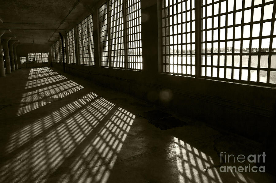 Alcatraz Photograph - Alcatraz 4 by Micah May