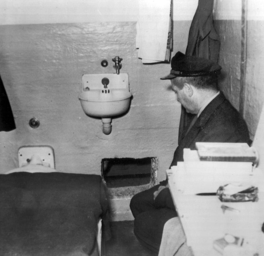 Alcatraz Escape Photograph