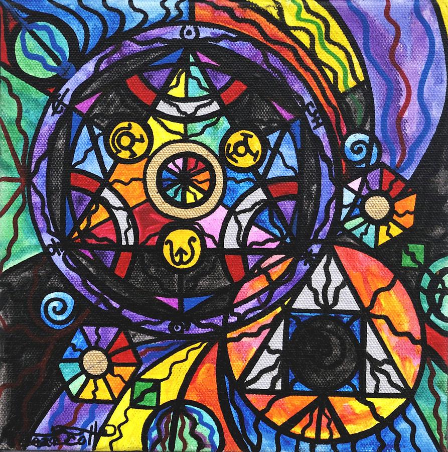 Alchemy Painting