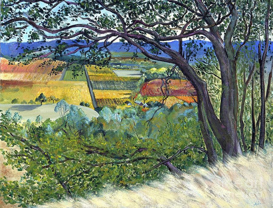 Alexander Valley Vinyards Painting