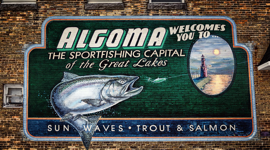 Algoma Welcomes You Photograph