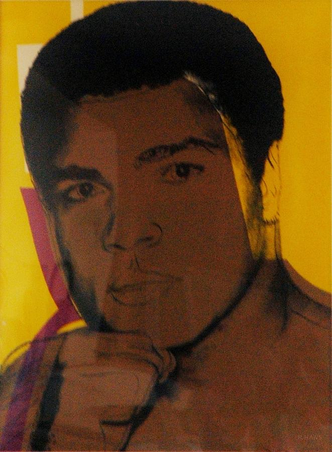 Mohammad Ali Photograph - ALI by Rob Hans