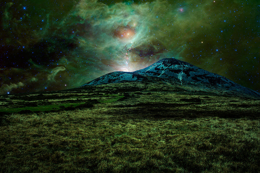 Alien World Photograph  - Alien World Fine Art Print