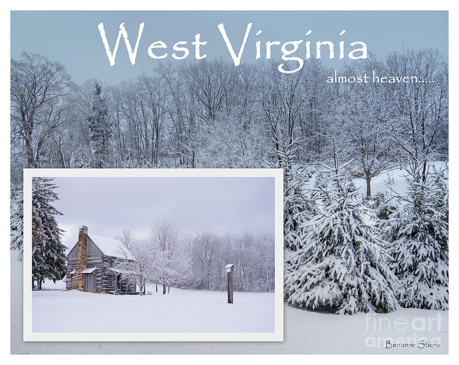 Almost Heaven West Virginia Photograph  - Almost Heaven West Virginia Fine Art Print