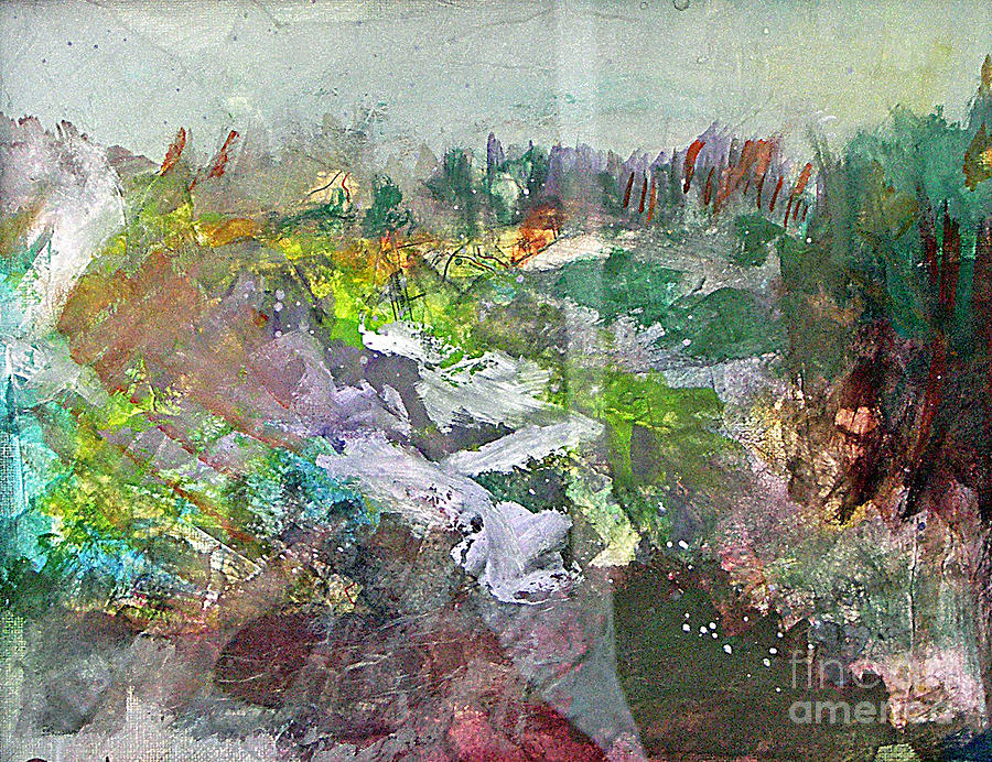 Almost Winter Painting  - Almost Winter Fine Art Print
