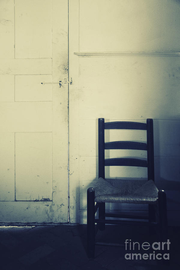 Alone In A Room Photograph