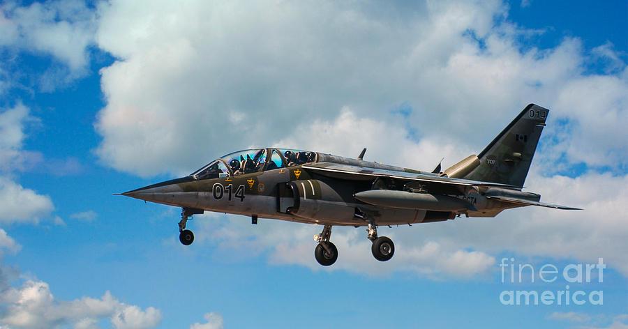 Alpha Jet 014 Photograph