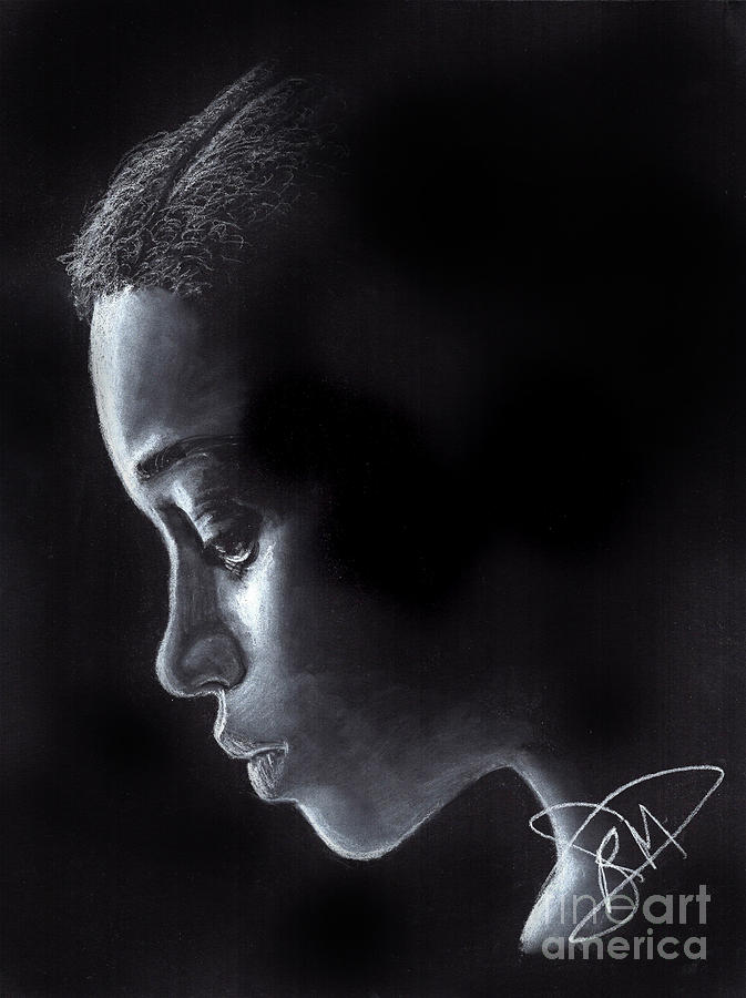 Amandla Stenberg Drawing