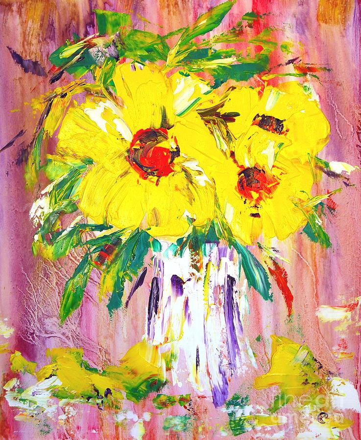 Amarillo Painting