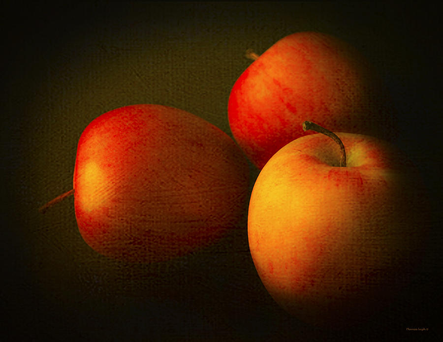 Ambrosia Apples Photograph