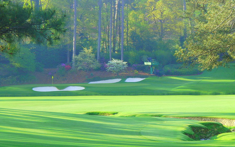Amen Corner Photograph By Bo Watson