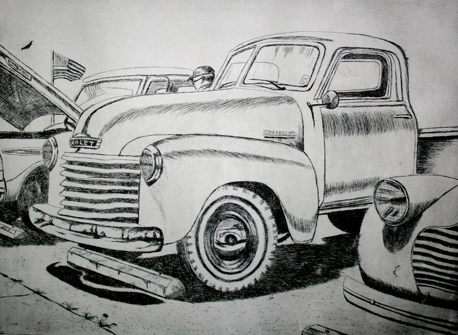 Americana Drawing - American Made by Stacy C Bottoms