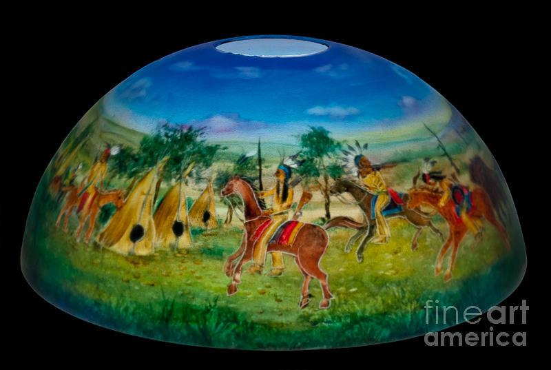 American Plains Art Glass Art