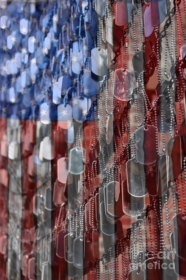 American Sacrifice Photograph