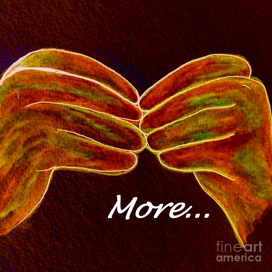 American Sign Language More Painting