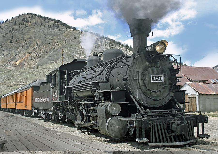american steam trains video - photo #7