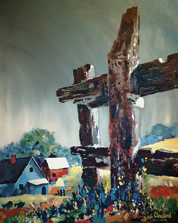 Amish Country Painting