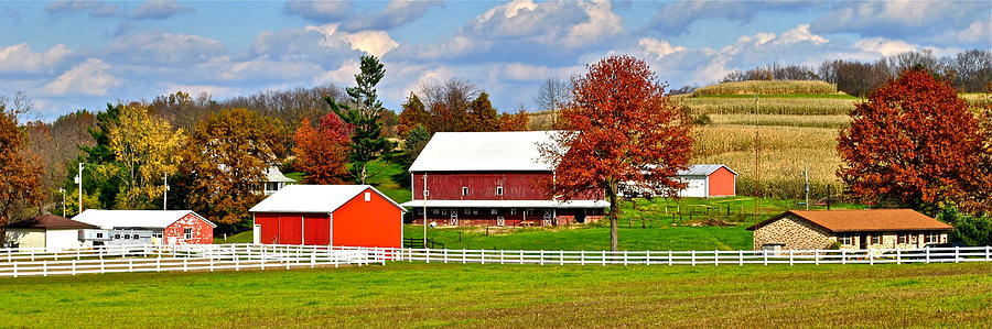 Amish Country Photograph  - Amish Country Fine Art Print