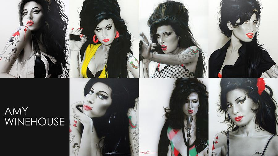 amy Eternal Painting
