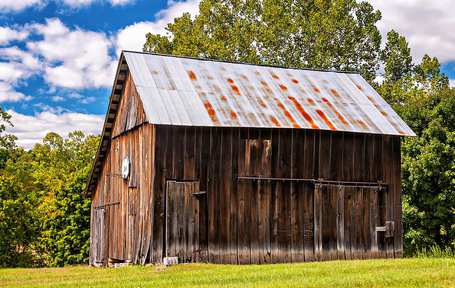 An American Barn 2 Photograph  - An American Barn 2 Fine Art Print