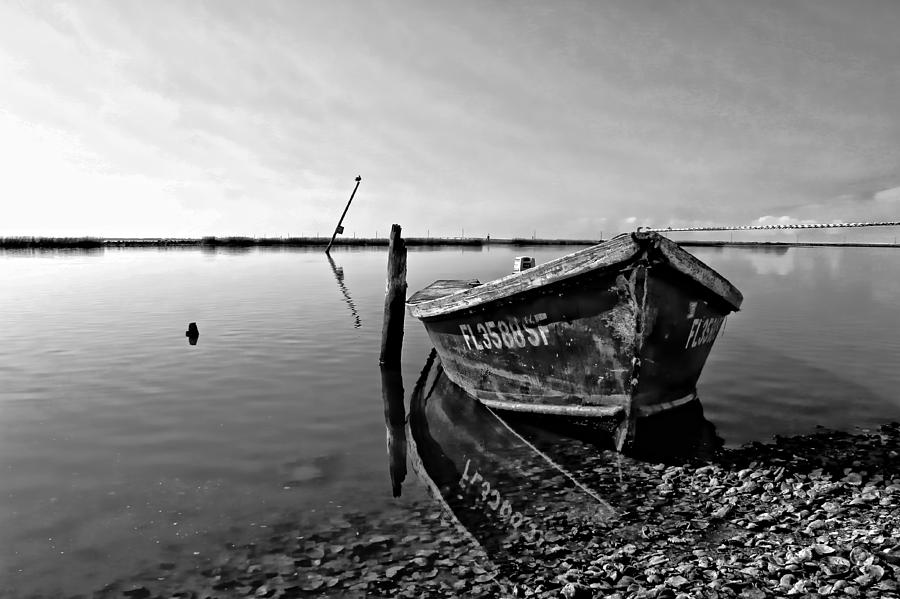 An Oyster Boat Photograph