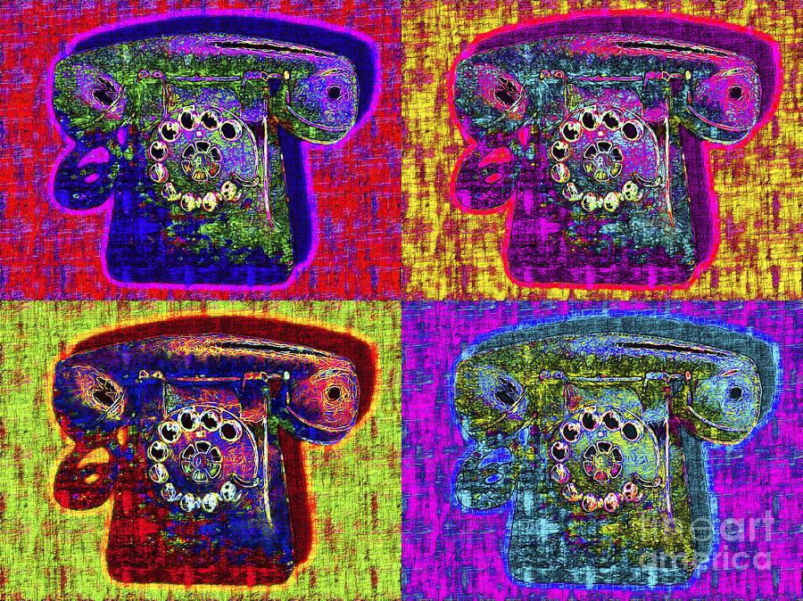 Analog A-phone Four - 2013-0121 Photograph