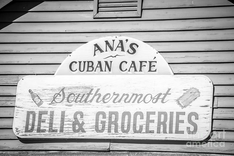 Anas Cuban Cafe Key West