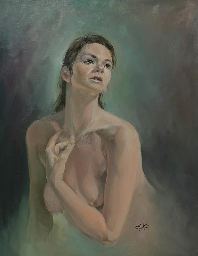 Anastasia Painting