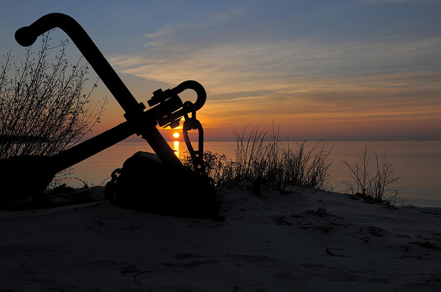 Anchor Photograph - Anchored by Sandra Updyke