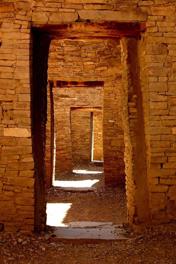 Ancient Galleries Photograph