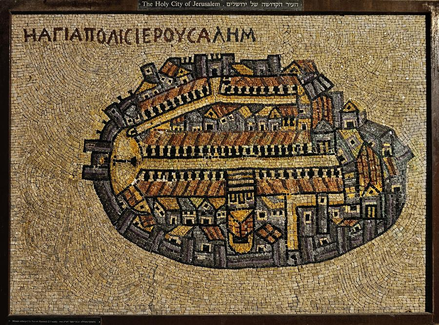 http://images.fineartamerica.com/images-medium-large-5/ancient-jerusalem-mosaic-map-color-framed-mark-fuller.jpg
