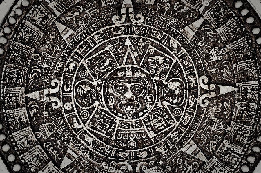 Ancient Mayan Calendar Mayan Art