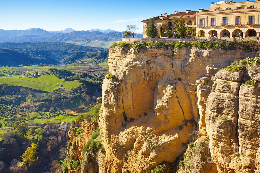 Andalucia Ronda Photograph
