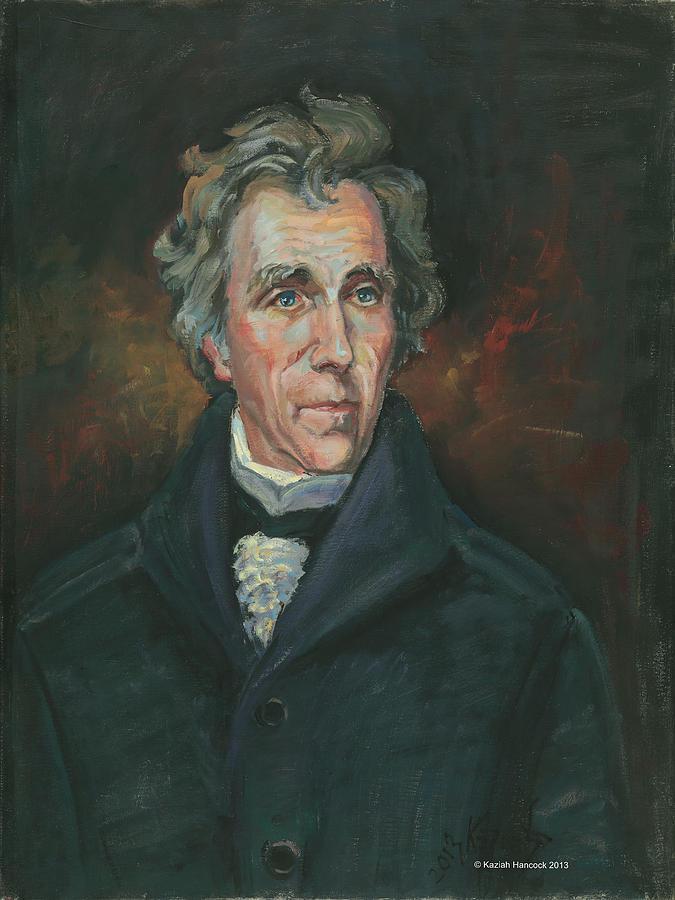 Andrew Jackson Painting