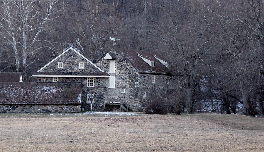 Andrew Wyeth Home Photograph