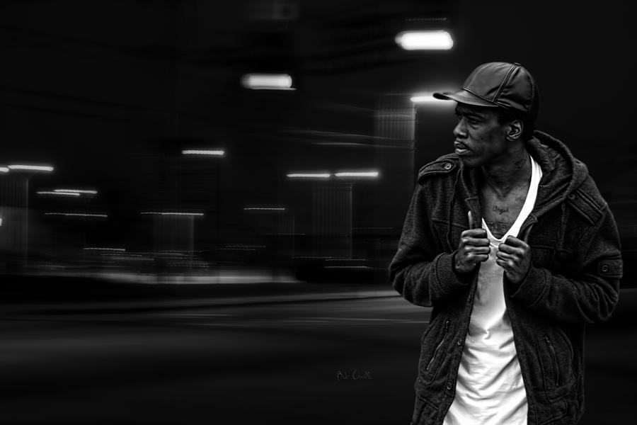 Urban Photograph - Angel by Bob Orsillo