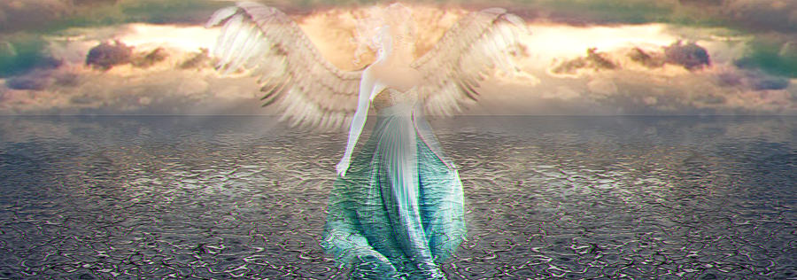 Angel Dream Photograph  - Angel Dream Fine Art Print