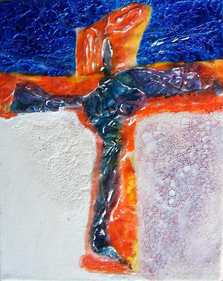 Angel Series #3 Painting