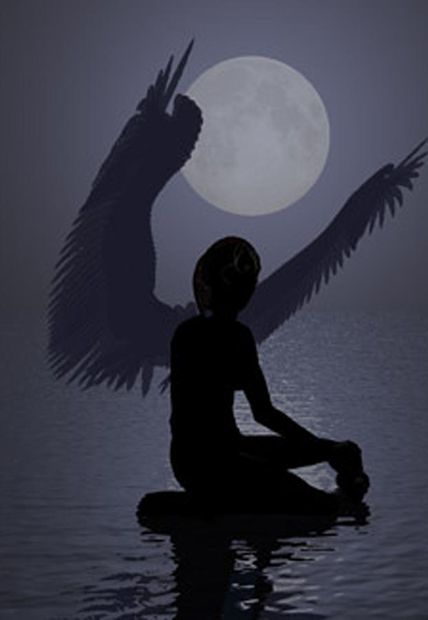 Angel Silhouette Images & Pictures - Findpik