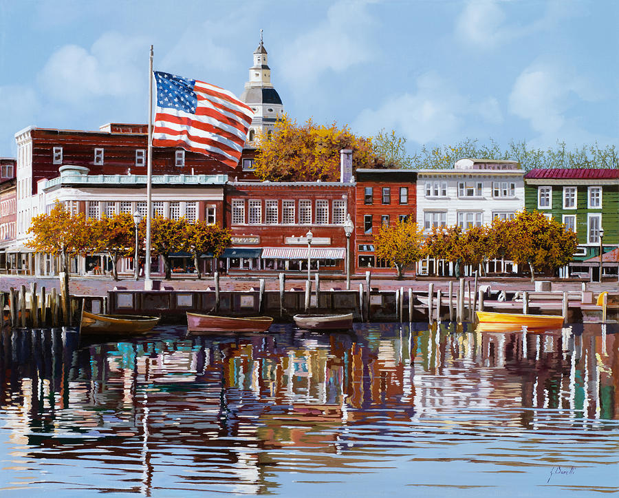 Annapolis Painting