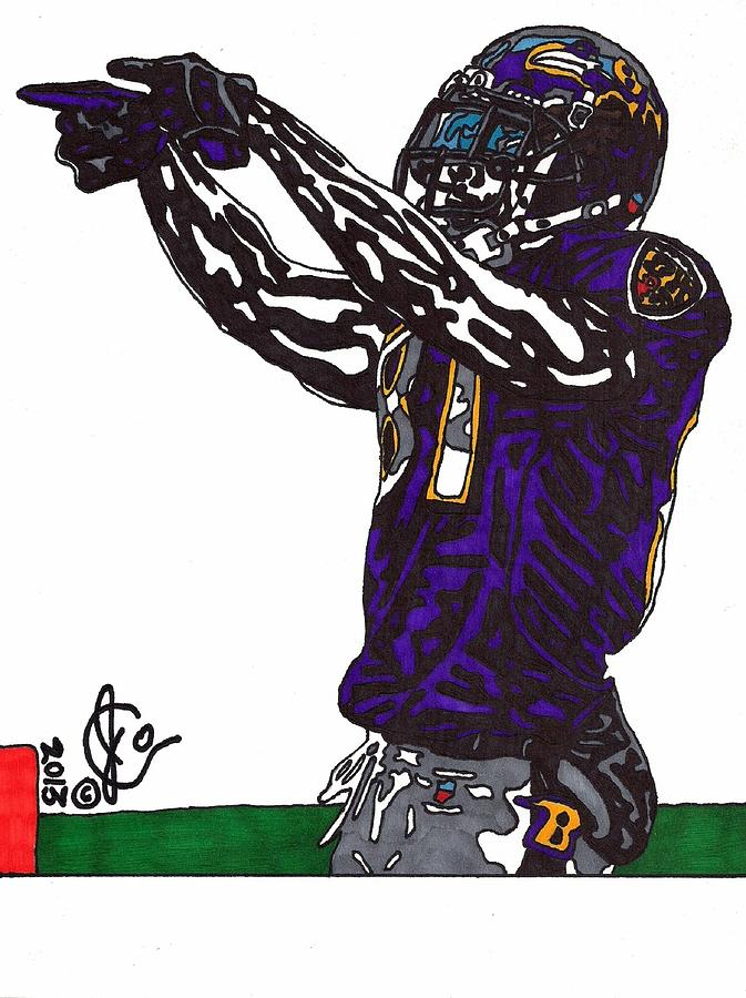 Anquan Boldin Drawing