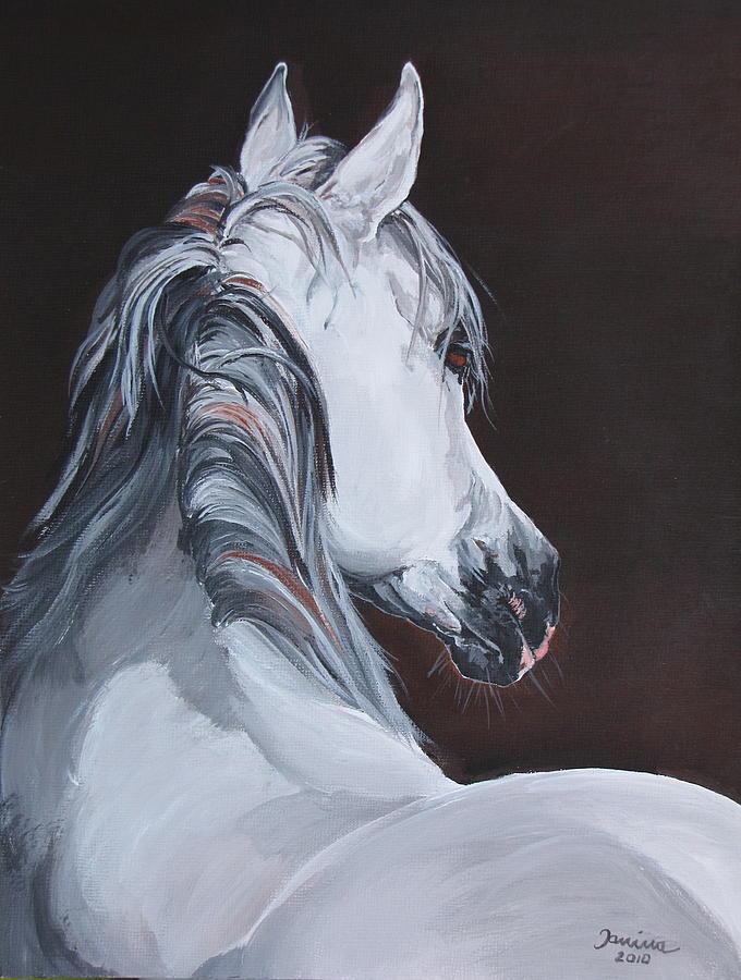 Ansata El Naseri Painting