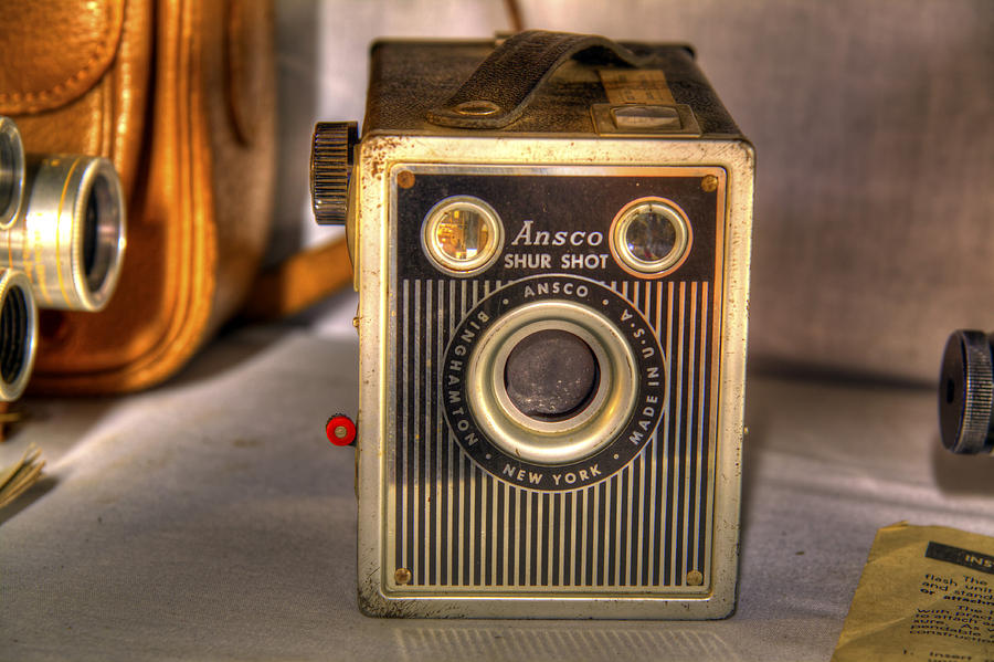 Ansco Sure Shot Photograph