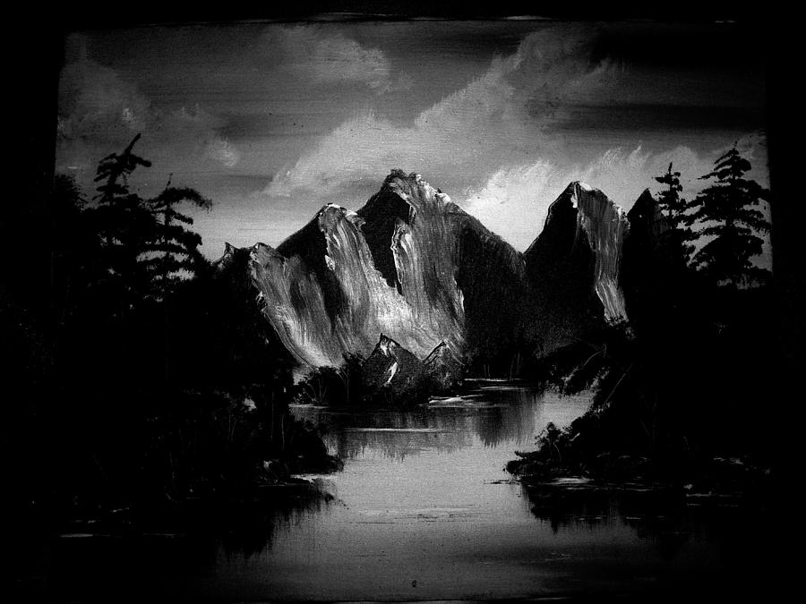 Ansel Adams Painting  - Ansel Adams Fine Art Print