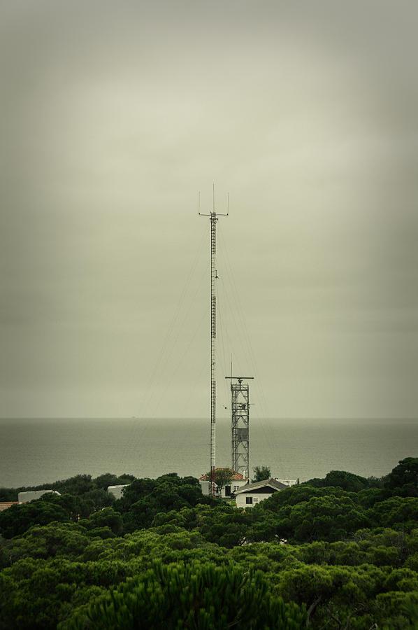 Antenna Photograph - Antenna by Marco Oliveira