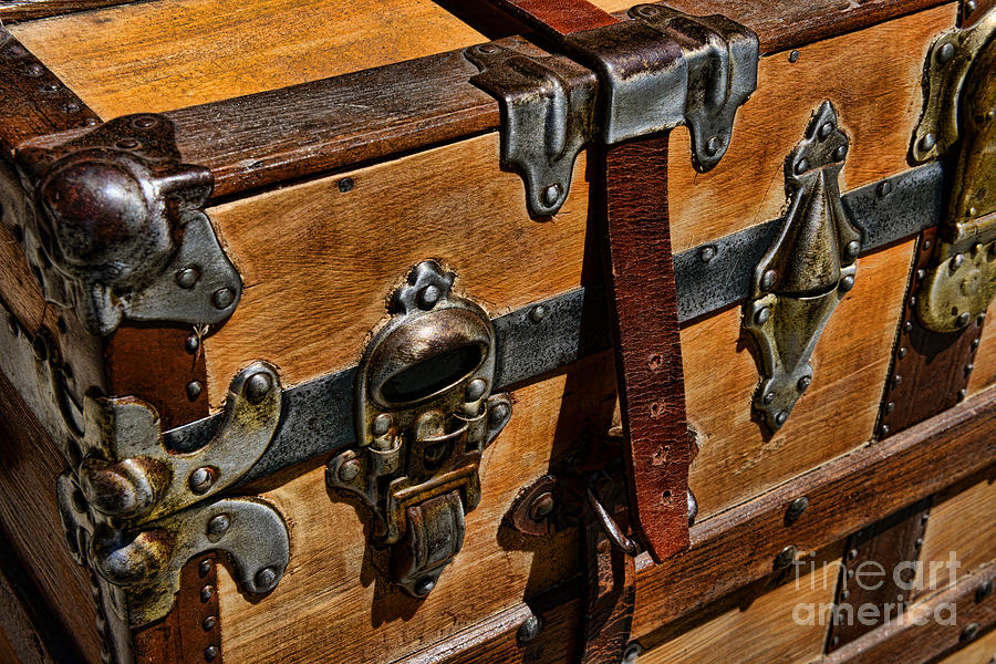 Antique Steamer Truck Detail Photograph  - Antique Steamer Truck Detail Fine Art Print