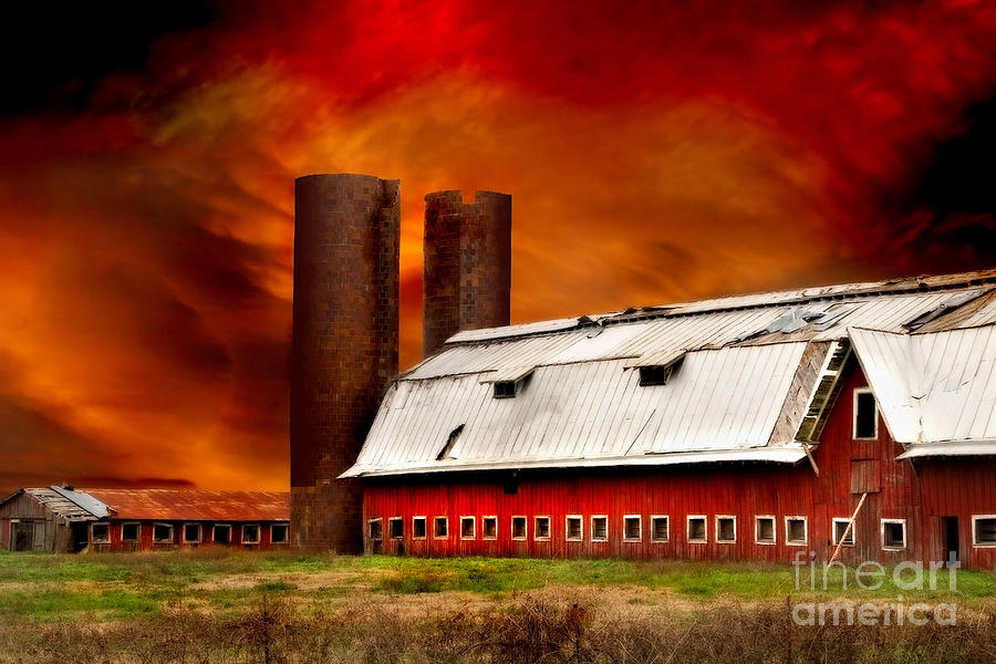 Apocalypse At Rolling Fork Photograph