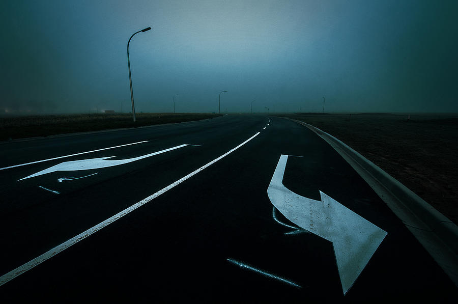 Tim Nichols Photograph - Apocalypse by Tim Nichols